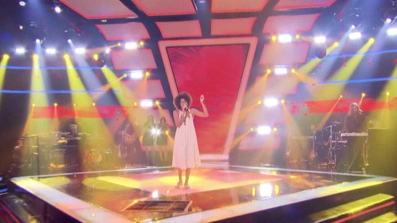 Claudia Zanetti - The Voice Kids
