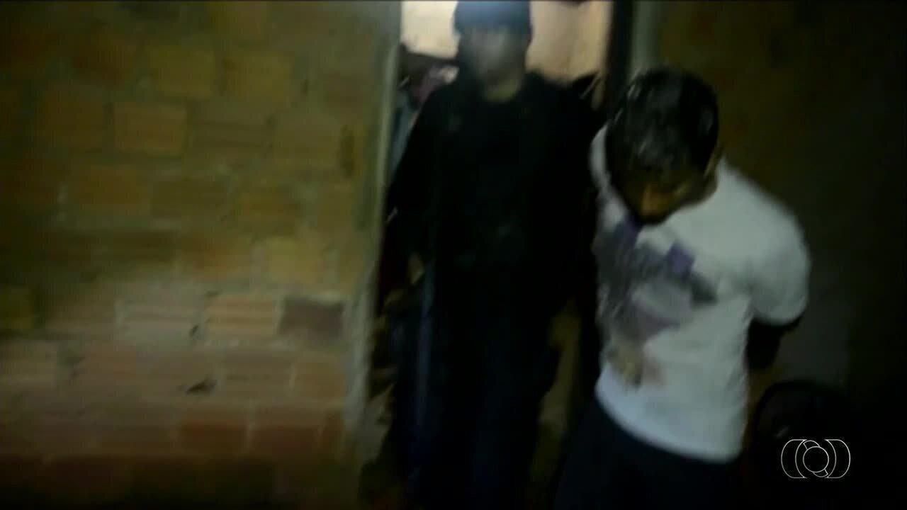 Suspeitos de tráfico de drogas são presos em operação da Polícia Civil