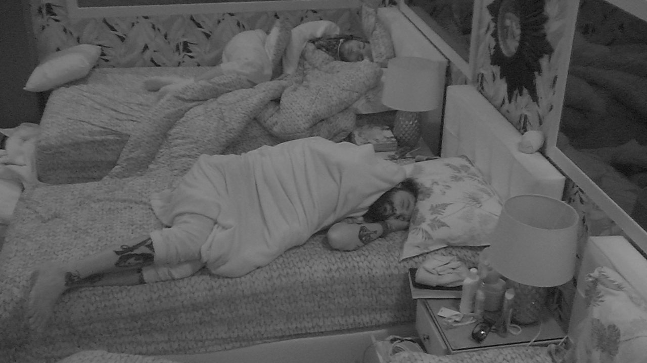Após prova de resistência, brothers dormem no Quarto Tropical