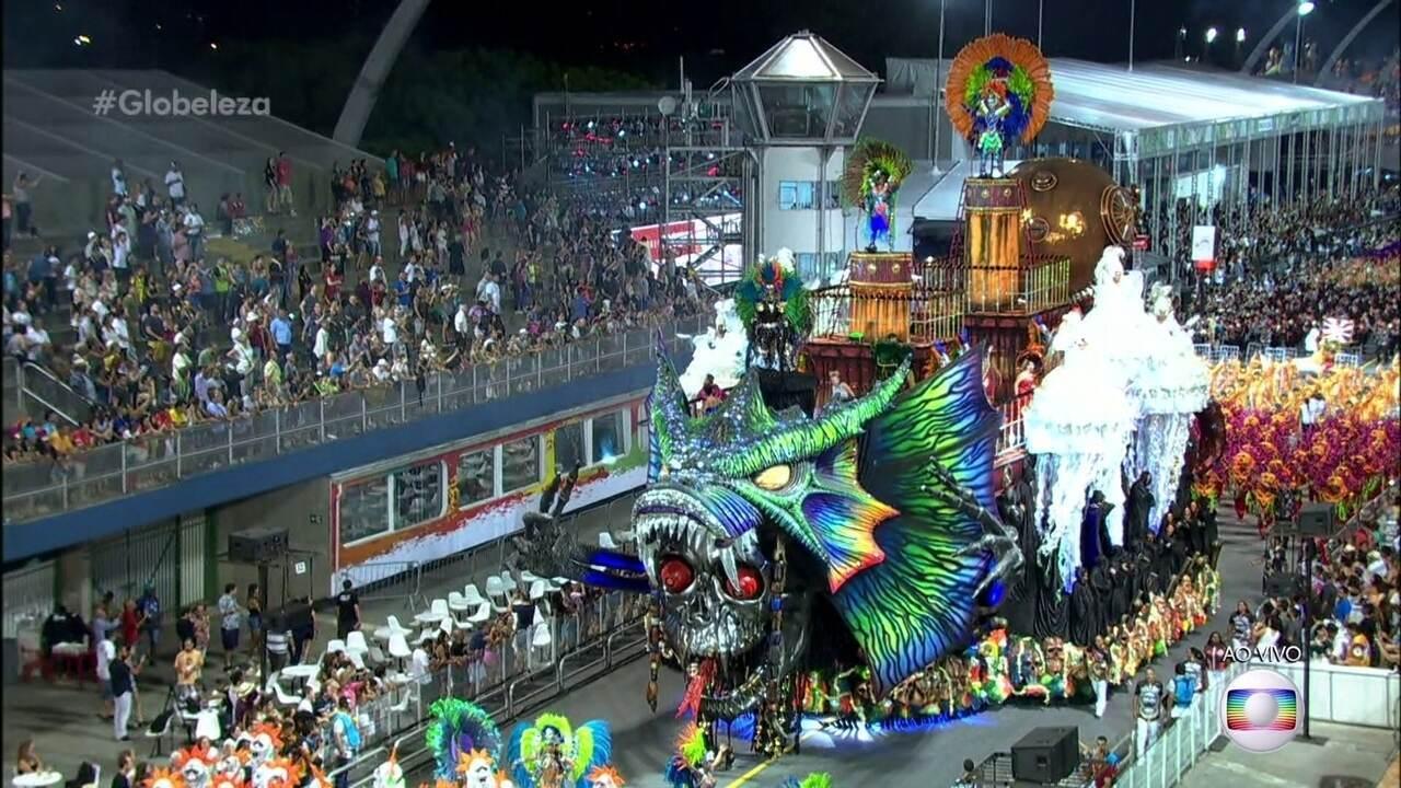 Carro Navio Fantasma é um dos destaques da Tricolor Independente