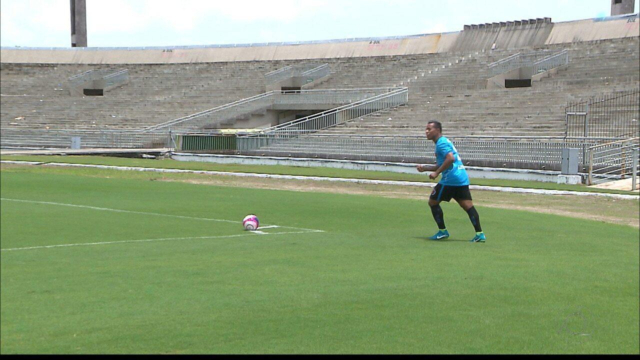 Em clima descontraído, Botafogo-PB se prepara para encarar o CSP neste domingo