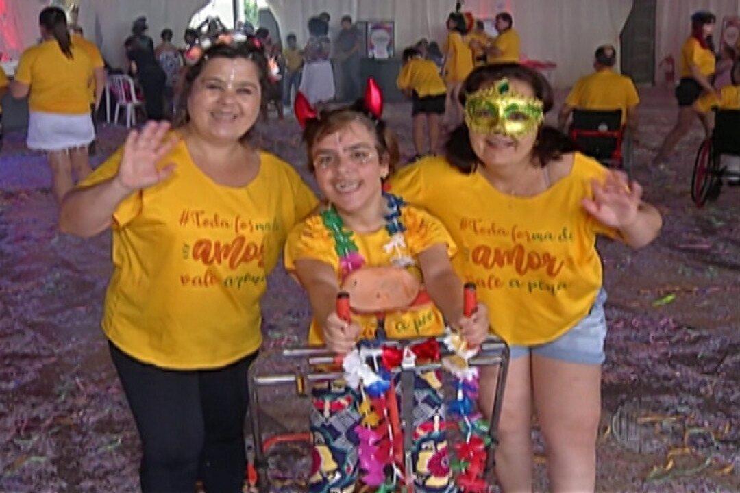 Clubes de Mogi das Cruzes fazem carnaval de inclusão nesta segunda-feira (12)