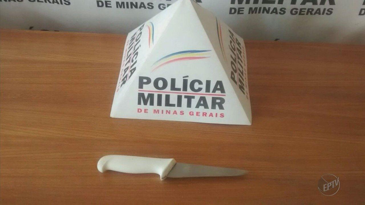 Homem mata vizinho a facadas após briga por celular furtado em Campo Belo (MG)