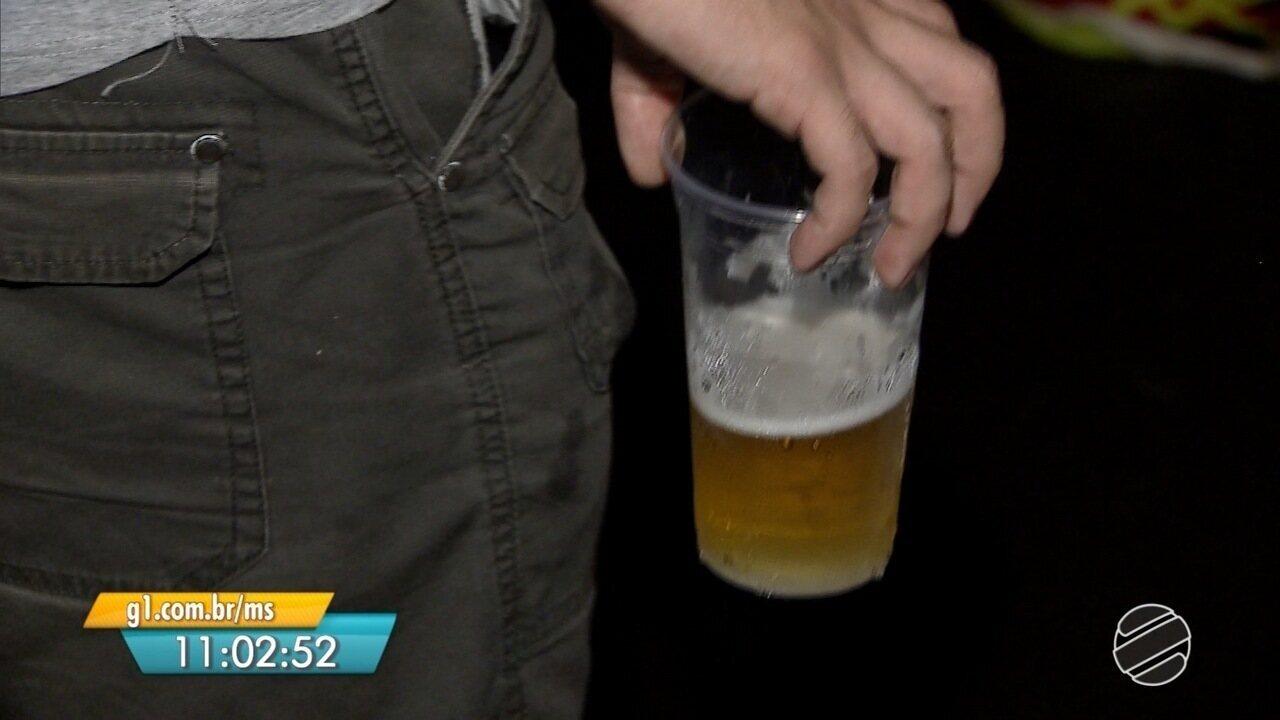 Adolescentes alcoolizados estão entre a maioria dos atendidos pela saúde pública em MS