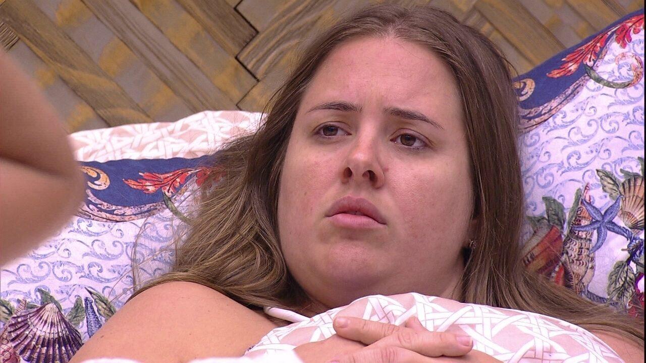 Patrícia alerta Ana Paula: 'Não pode fugir'