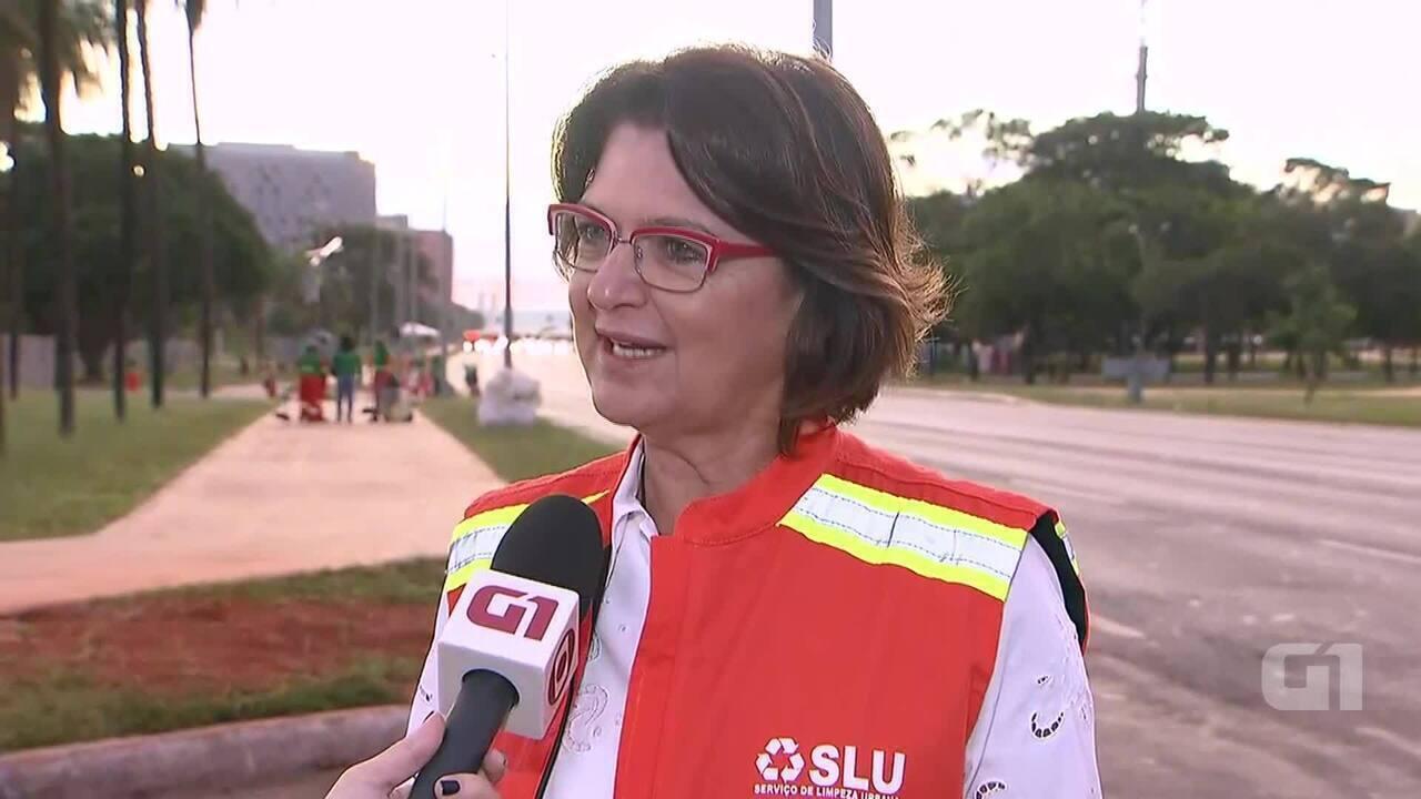 SLU recolhe 86 toneladas de lixo no carnaval de 2018