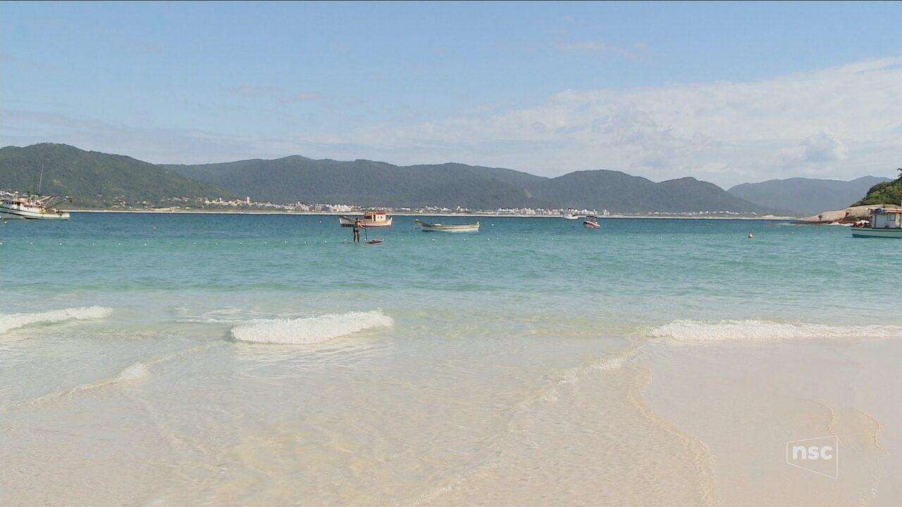 Falta de fiscalização possibilita embarcações irregulares na Ilha do Campeche