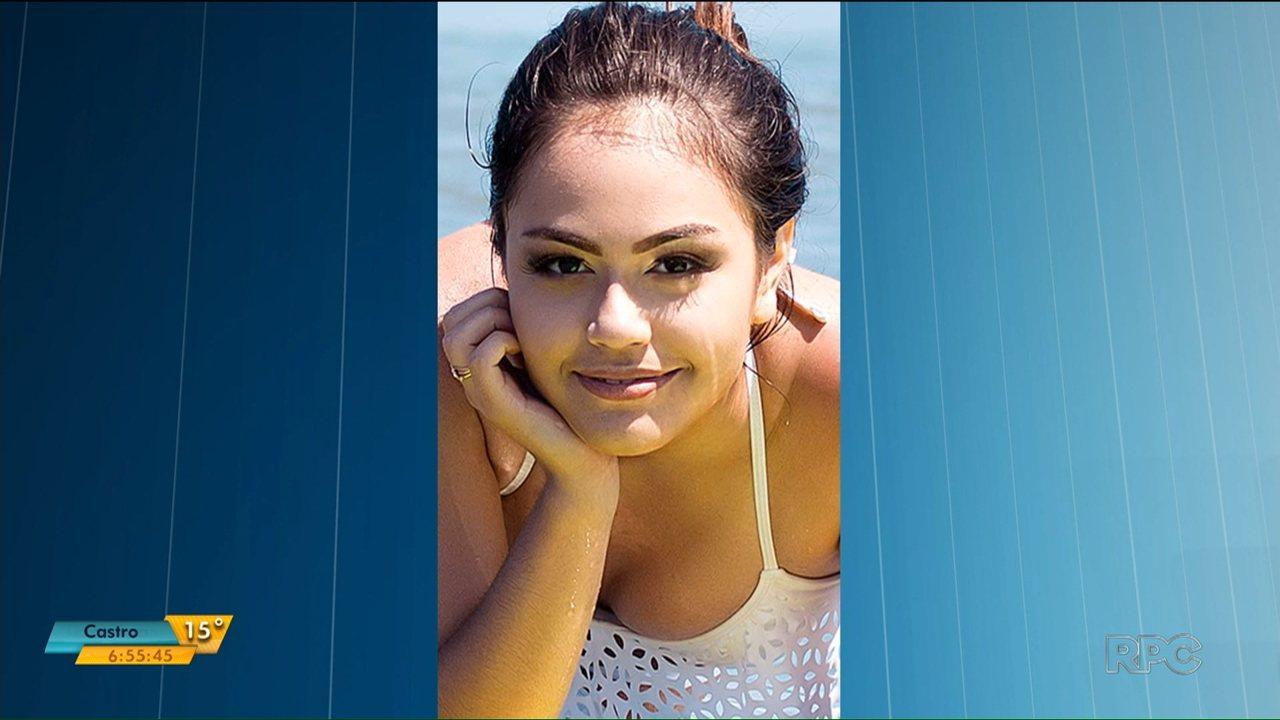 É confirmada morte cerebral de adolescente baleada na cabeça, em Pontal do Paraná