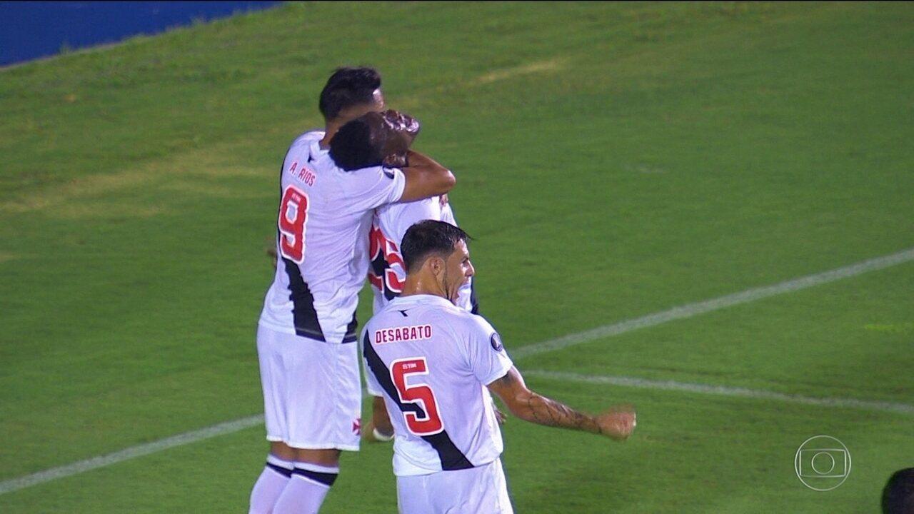 Veja os gols da Libertadores, da Recopa e dos Estaduais