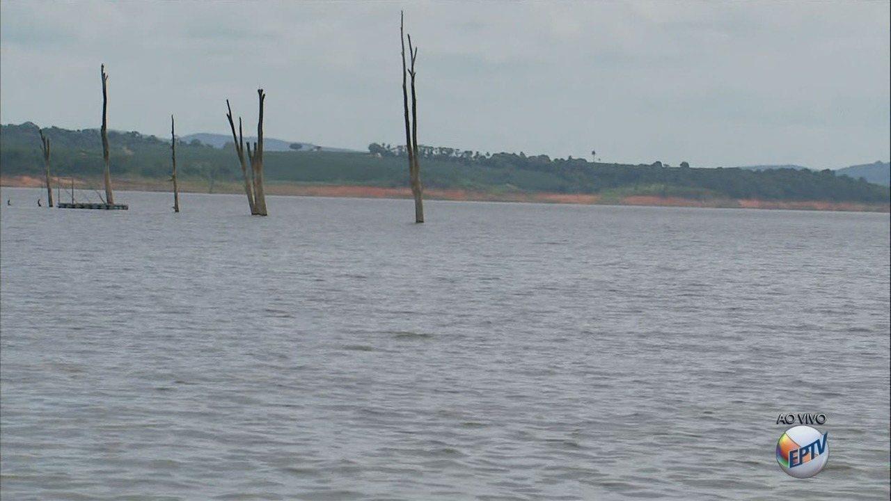 Nível do Lago de Furnas em fevereiro se aproxima de anos de 'seca extrema' em MG