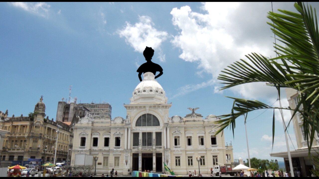 Programa confere a arte de Pablo Adler, que compõe os cenários de Salvador