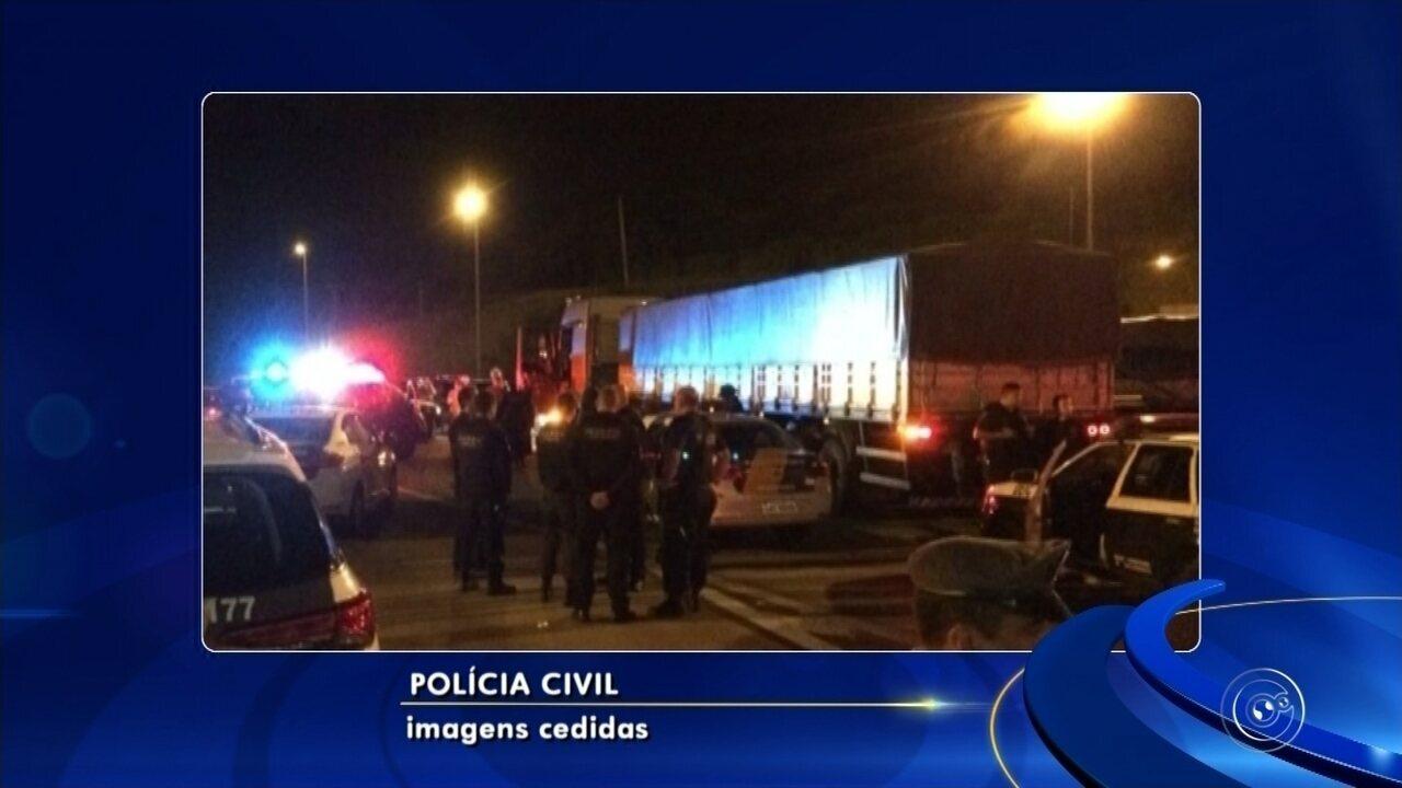 Apreensão de maconha termina em confusão entre polícias em Itu