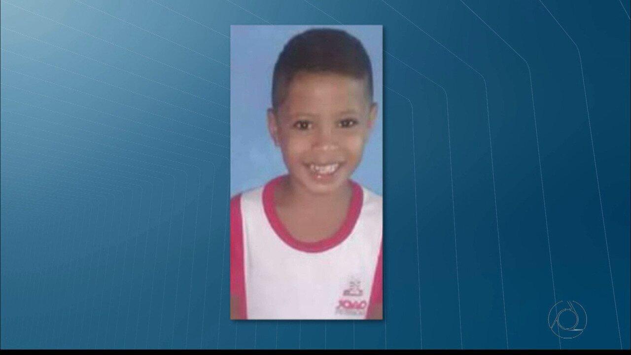 Parentes e amigos continuam na busca pelo menino Guilherme, desaparecido em João Pessoa