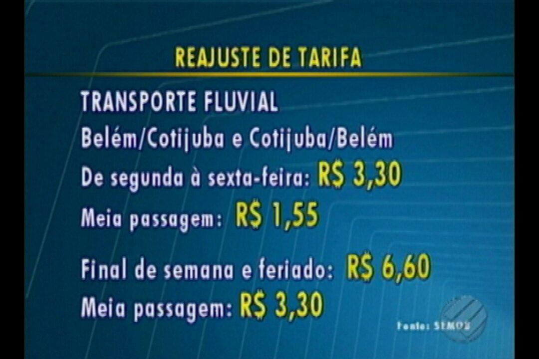 Prefeitura aprova novo valor da tarifa de ônibus em Belém