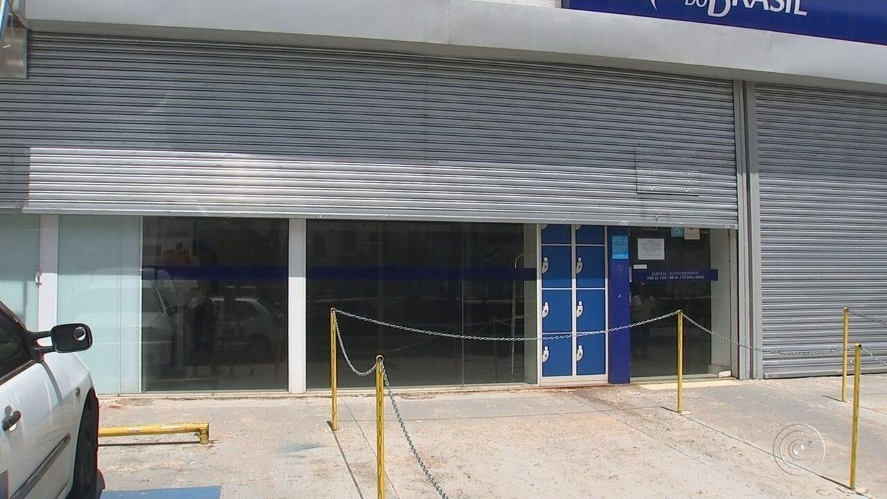 Criminosos invadem banco na zona norte de Sorocaba