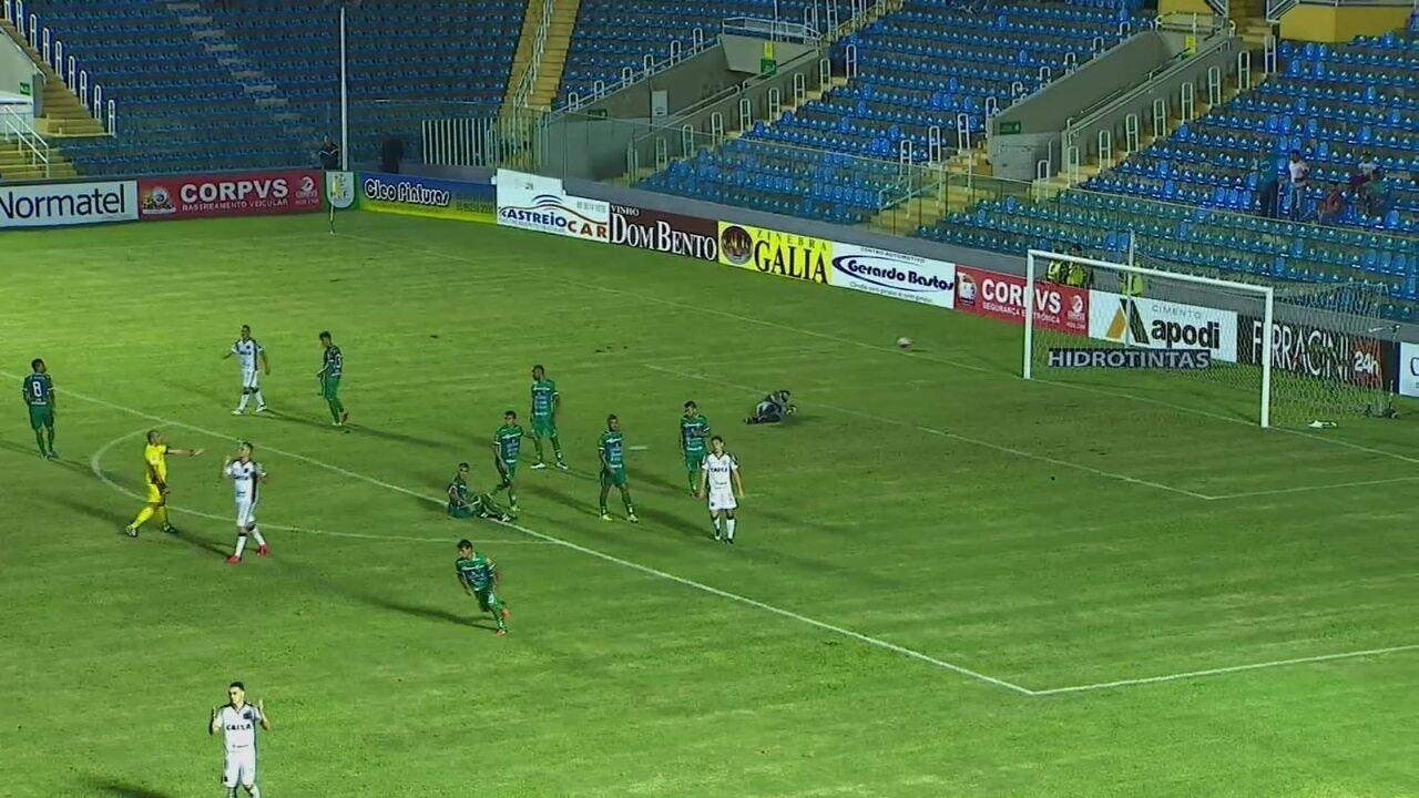 Confira os melhores momentos de Maranguape 1 x 5 Ceará, pelo Campeonato Cearense
