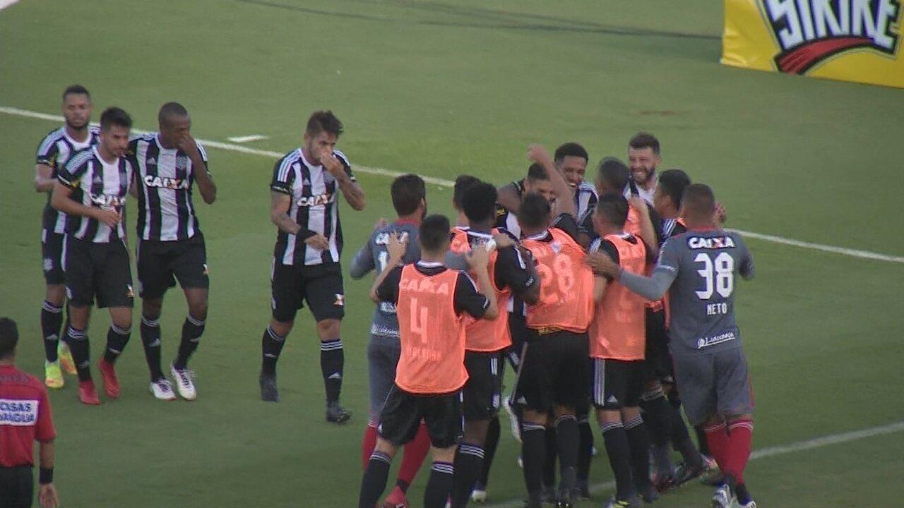 Os gols de Figueirense 2 x 1 Concórdia - 9ª rodada do Catarinense 2018