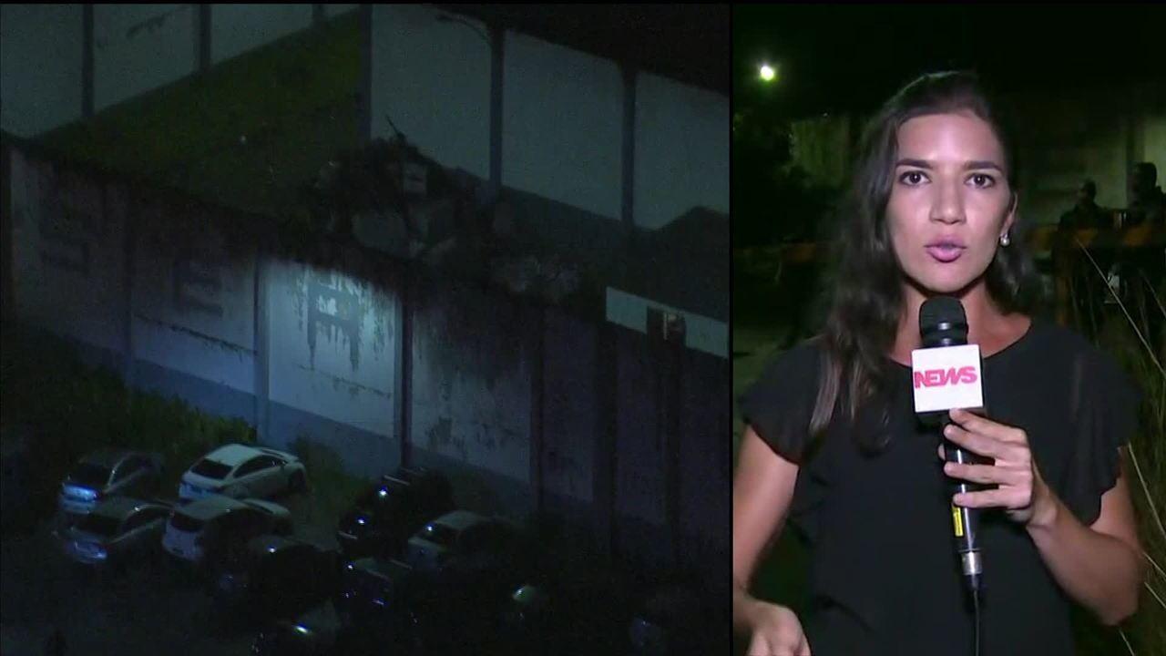 Presos fazem 4 reféns em rebelião no Rio; 2 acabam feridos