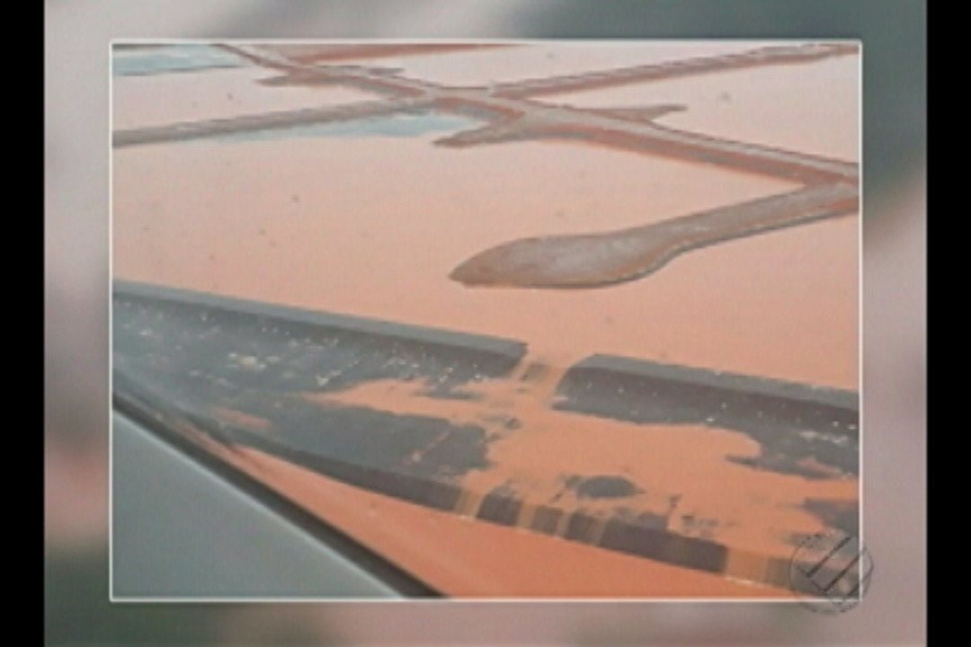 Moradores ficam assustados com possível vazamento de mineradora em Barcarena