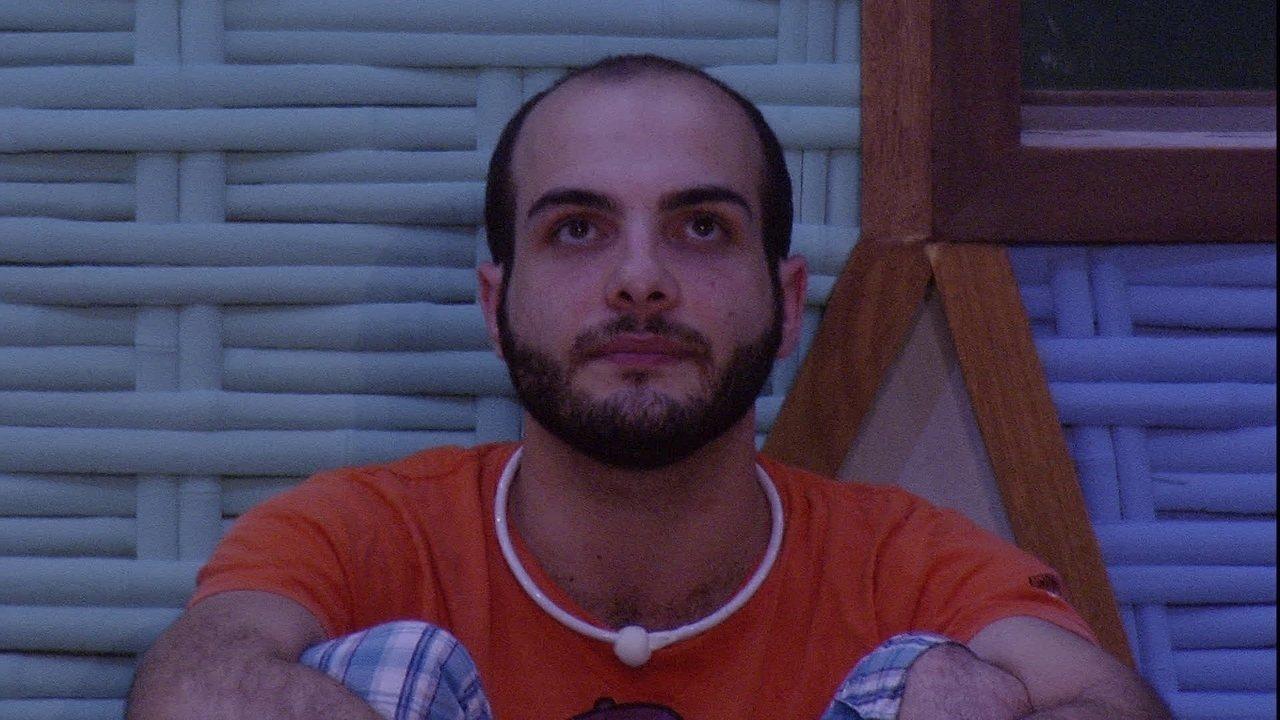 Mahmoud promete à Gleici: 'Se eu ganhar imunidade vou te dar de presente de aniversário'