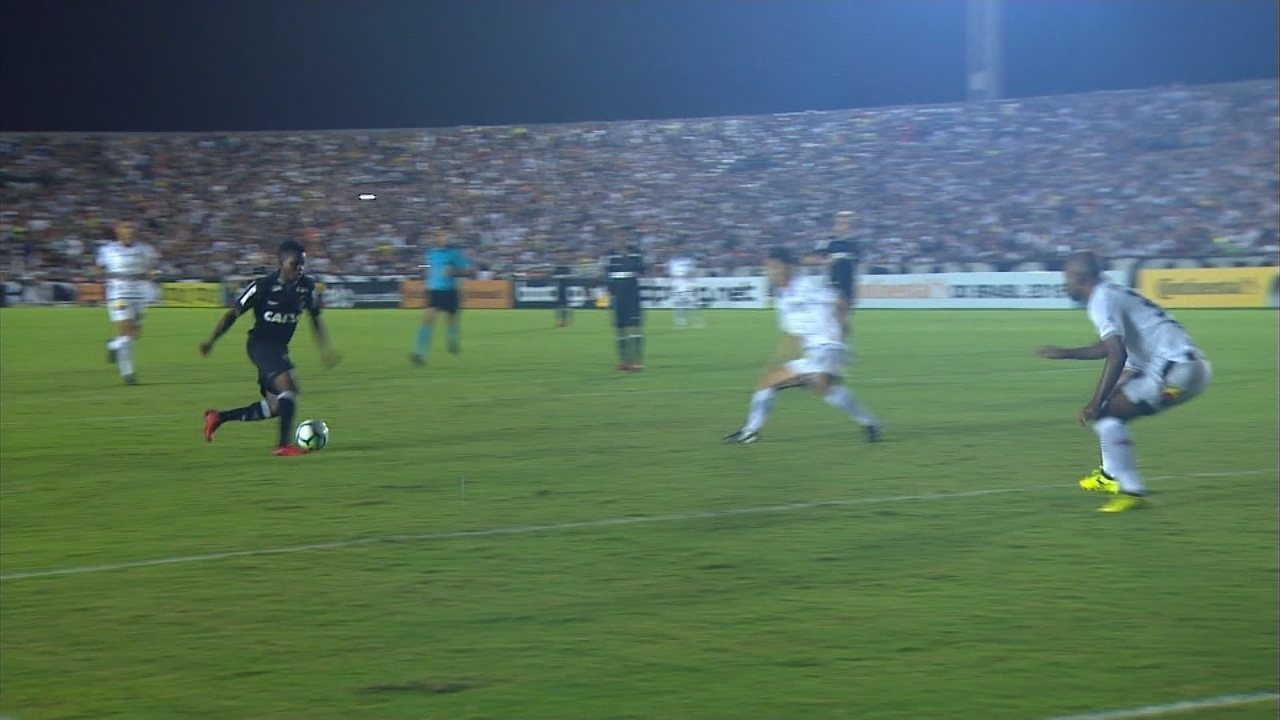 696a8bd2ae Melhores momentos de Botafogo-PB 0 x 4 Atlético-MG pela 2ª fase da