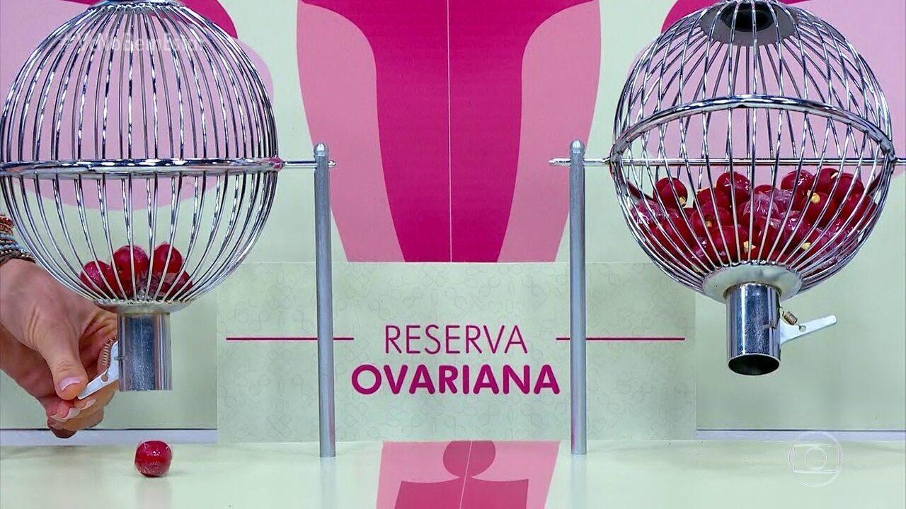 Entenda o que é reserva ovariana