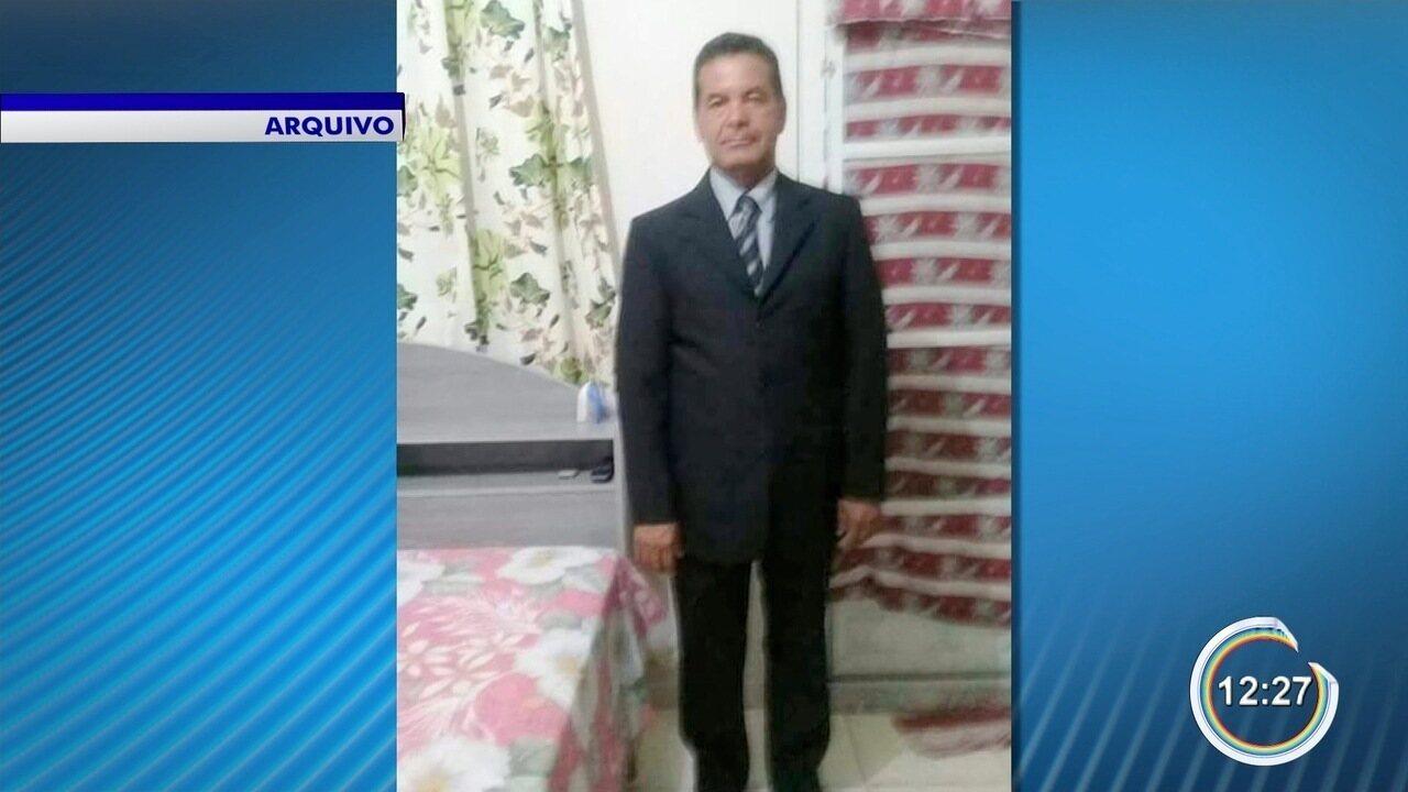Polícia prende dois suspeitos de envolvimento na morte de professor em Caçapava