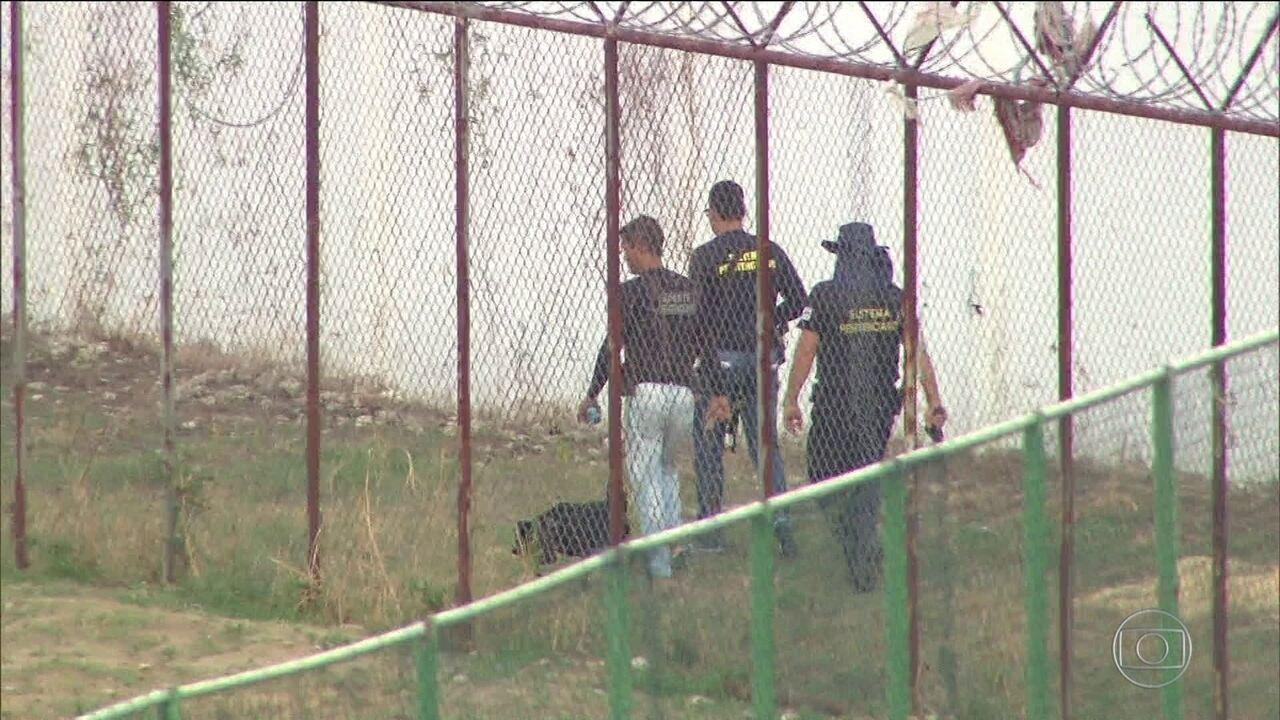 Monitor da Violência ressalta número reduzido de agentes penitenciários
