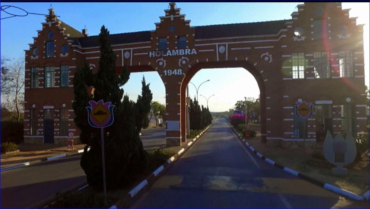 A cidade de Holambra (SP) é um dos detaques do Globo Repórter desta sexta-feira (23).
