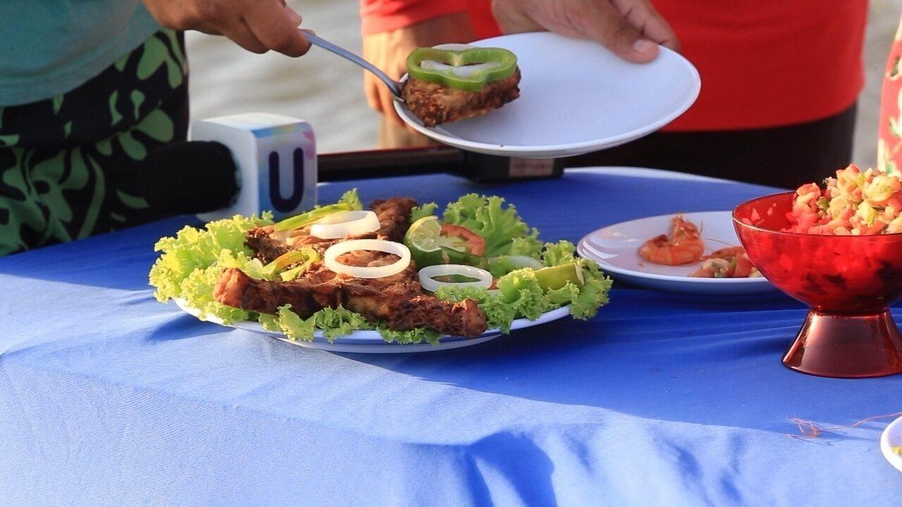 Confira alguns pratos típicos da nossa região
