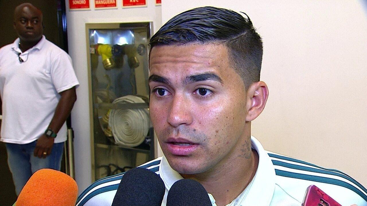Jailson pega três jogos de suspensão e desfalca o Palmeiras