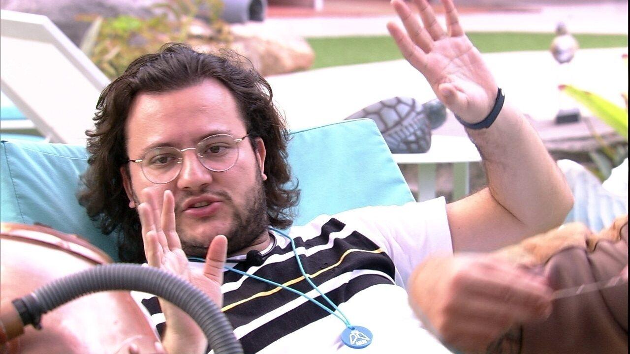 Diego fala sobre a sua estratégia de jogo: ´Proteger quem pode me proteger´