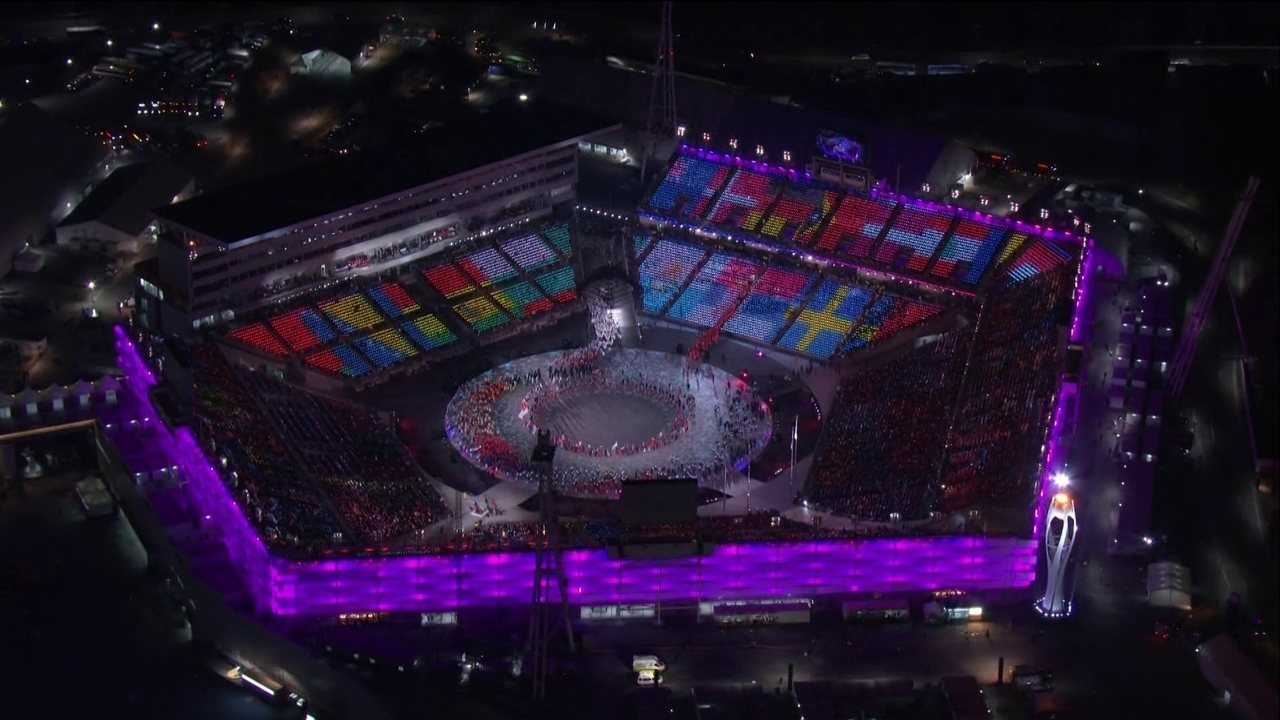 Confira os melhores momentos da Cerimônia de encerramento de PeyongChang