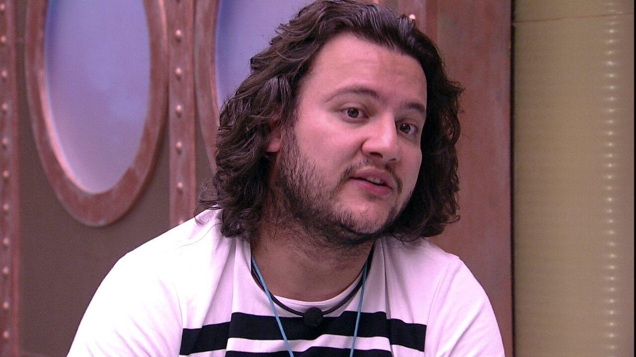 Diego dispara: 'Há coisas no Mahmoud que me irritam'