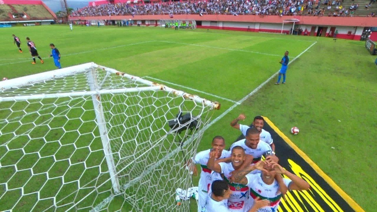 Os melhores momentos de Portuguesa 1 x 0 Vasco pelo Campeonato Carioca