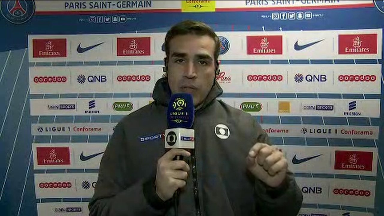 Alexandre Oliveira: Neymar fará exames ainda hoje e amanhã terá resultados