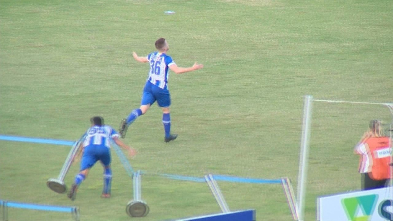 Gols de Avaí 3 x 2 Inter de Lages - 10ª rodada do Catarinense 2018