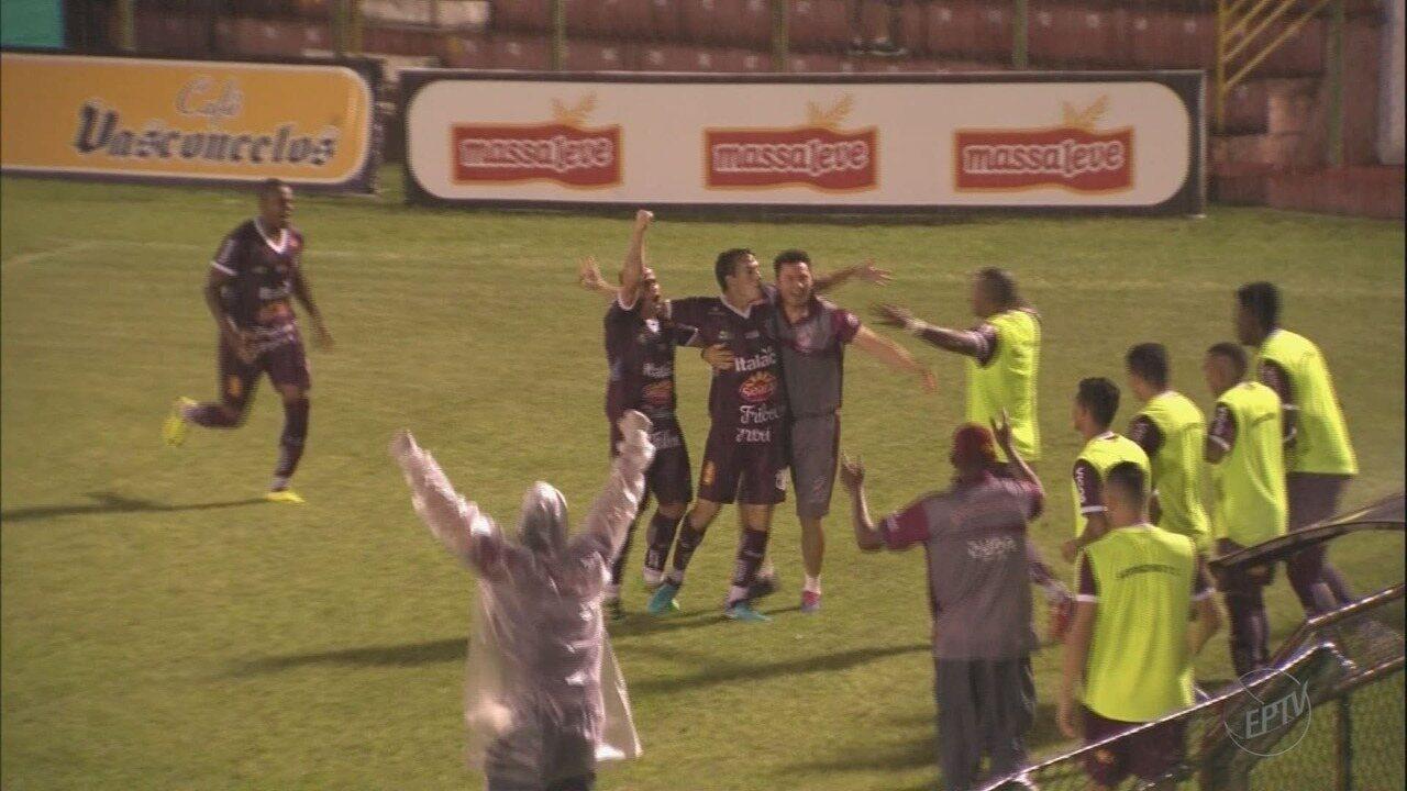 Sertãozinho vence o XV de Piracicaba pela Série A2 do Campeonato Paulista