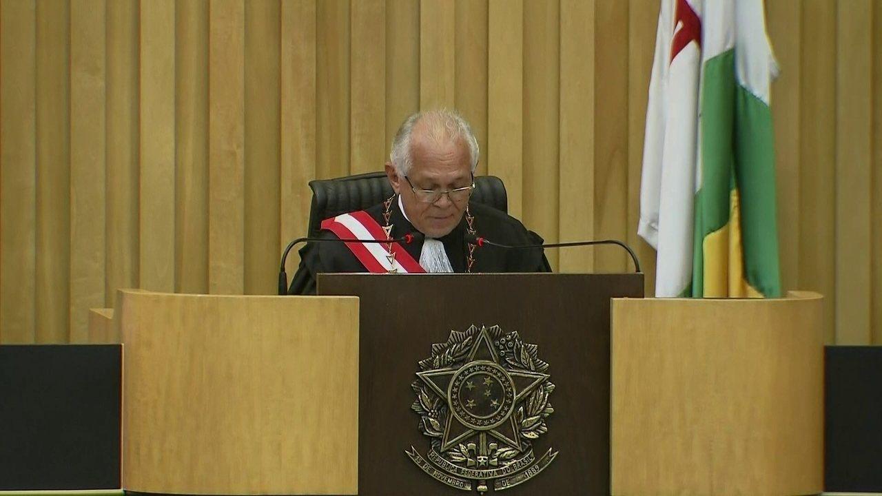 'No que depender de mim, a lei será cumprida', afirma Brito Pereira