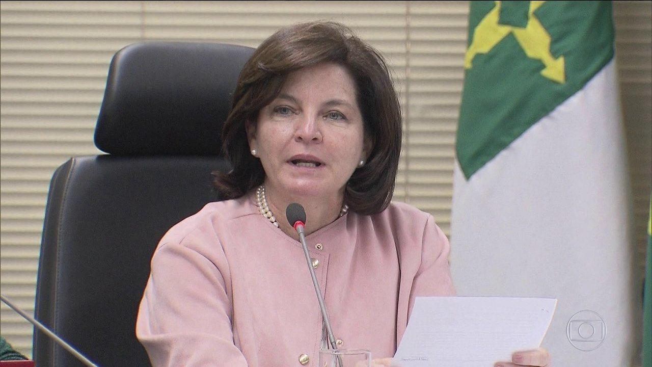 Dodge pede ao STF que diretor da PF não interfira em inquérito sobre Temer