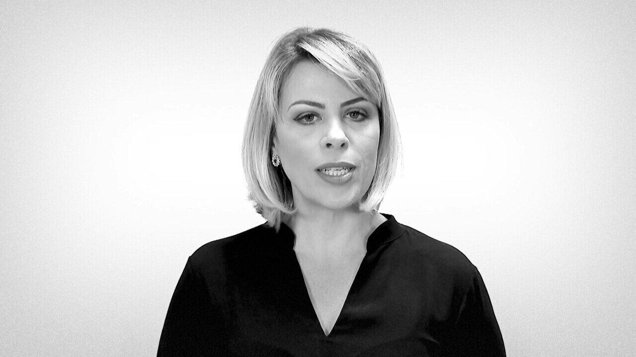 Érica Salazar participa de campanha da TV Integração