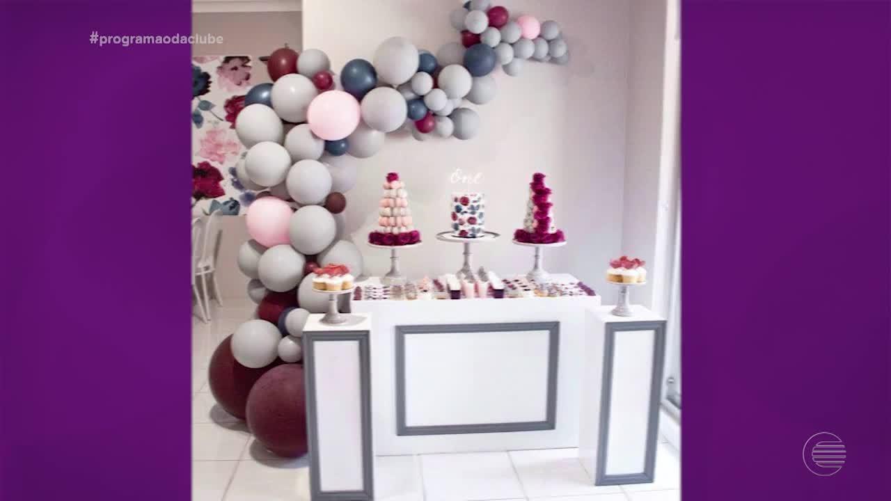 Decoração com balões: confira tendências para diferenciar sua festa!