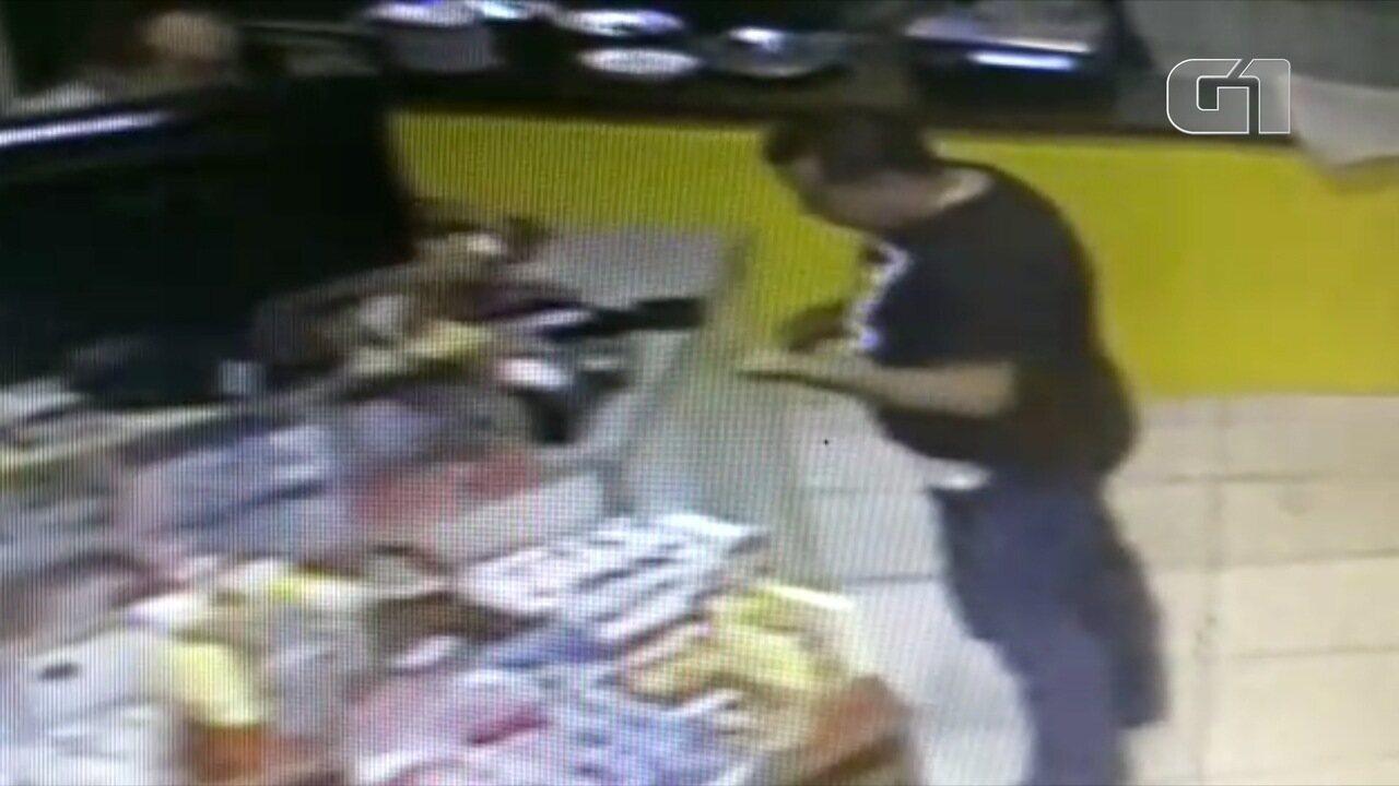 Polícia obteve imagens que comprovariam a fraude no sequestro