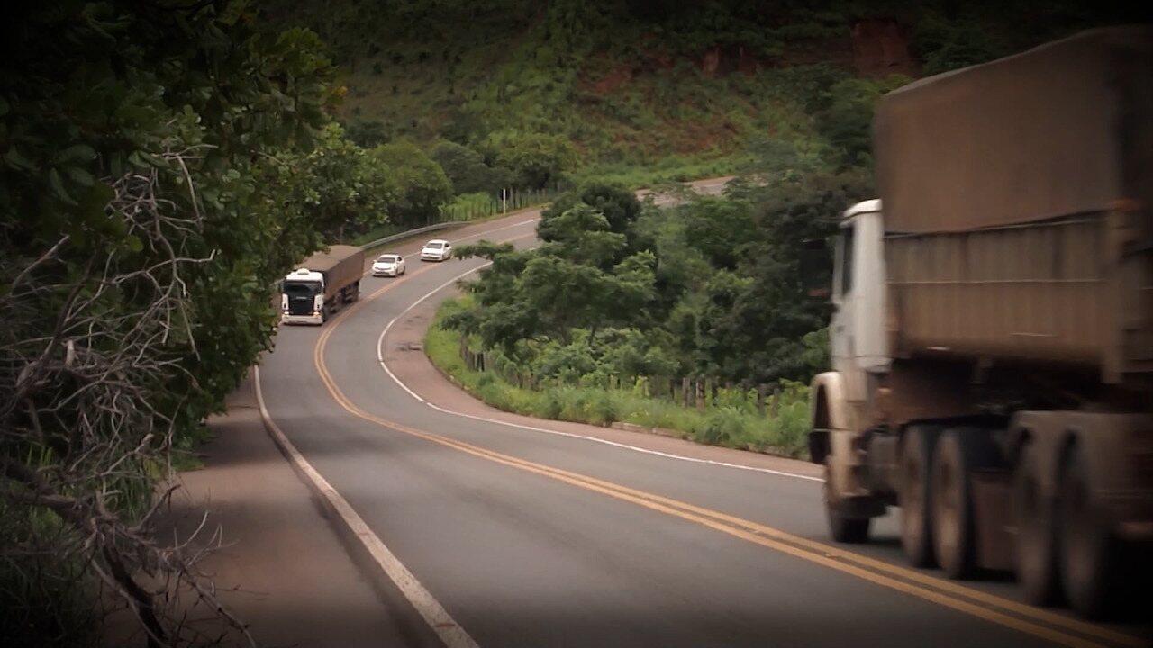 Repórter Mirante apresenta as principais BR's que cortam o Maranhão