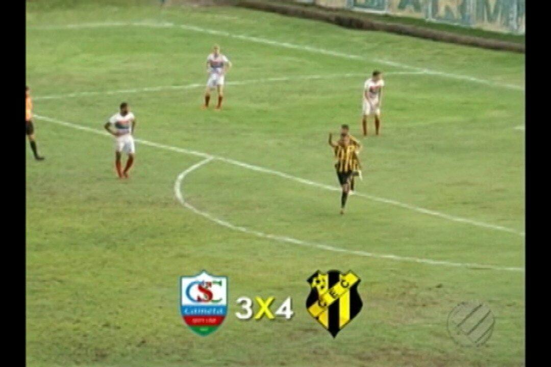 Assista aos gols da partida