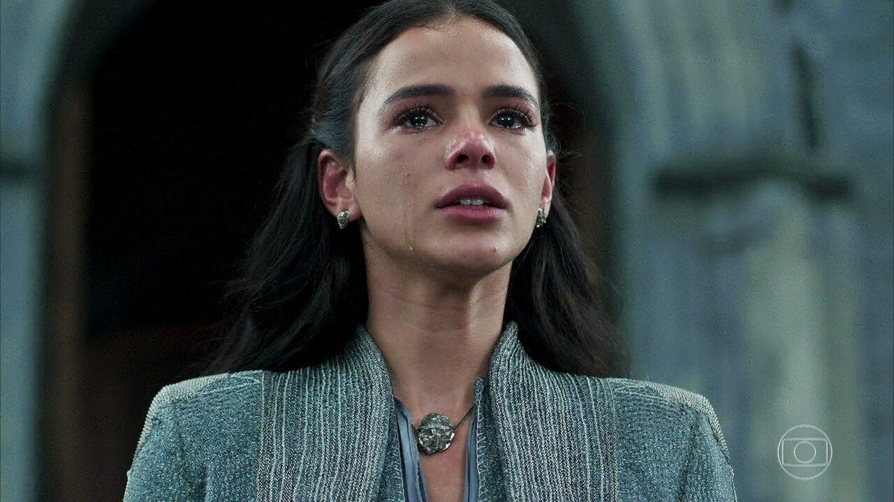 Catarina convoca o exército de Artena para a guerra contra Montemor