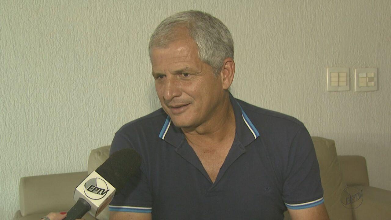 Ex-técnico do Rio Claro afirma estar surpreso com demissão