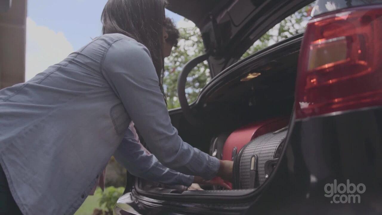 Como organizar o carro para viajar com conforto e segurança