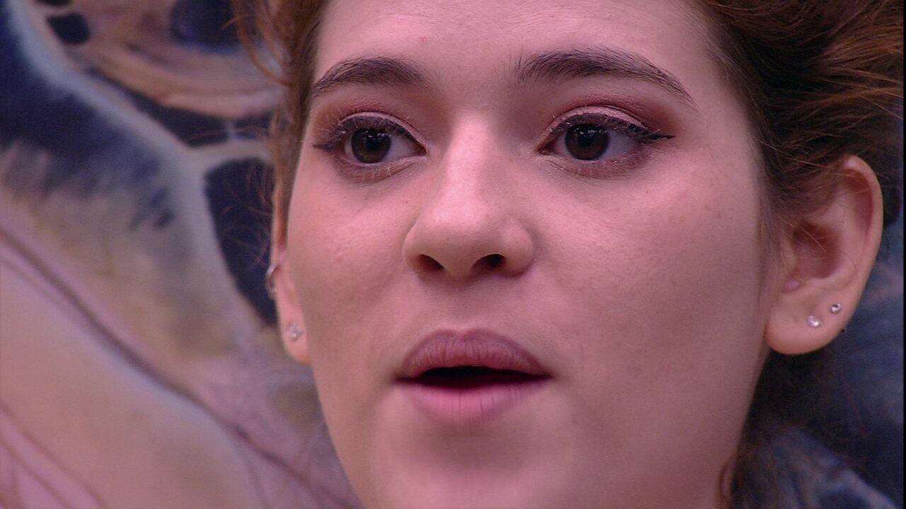 Ana Clara brinca com Jéssica: 'A Gleici vai, mas ela fica'