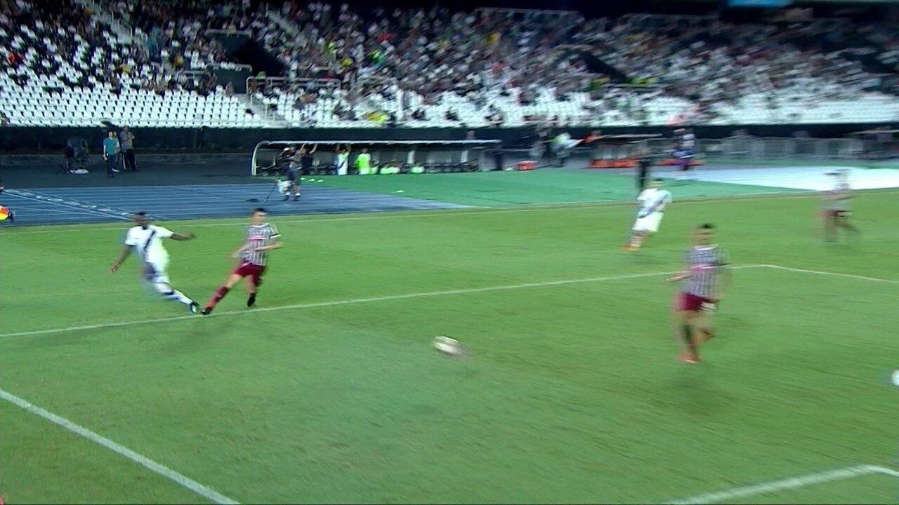 Melhores momentos: Vasco 0 x 0 Fluminense pela 4ª rodada da Taça Rio do Campeonato Carioca